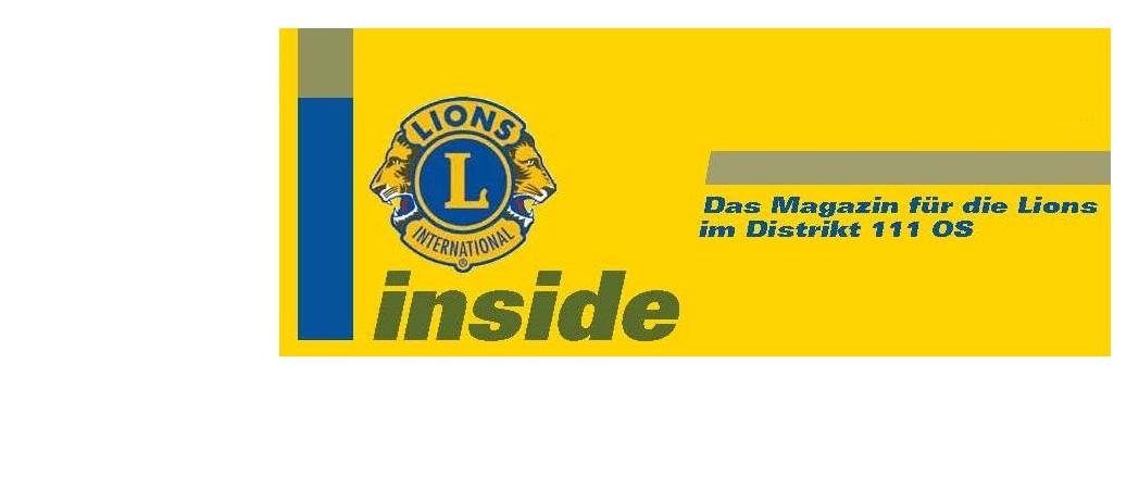 Inside - Das Magazin der sächsischen Lions
